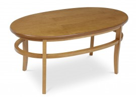 Zara Oval Coffee Table